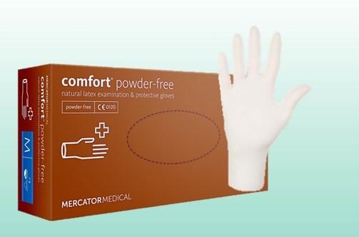 Latex-Comfort Größe S, 100 Stück