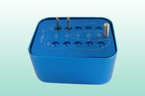 Endobox Helix, blau